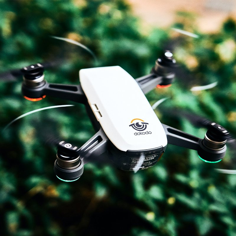 Un drone dokodo