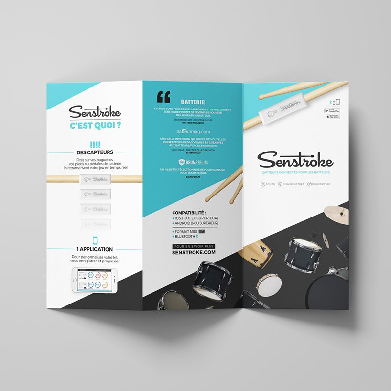 Senstroke / redison Flyer