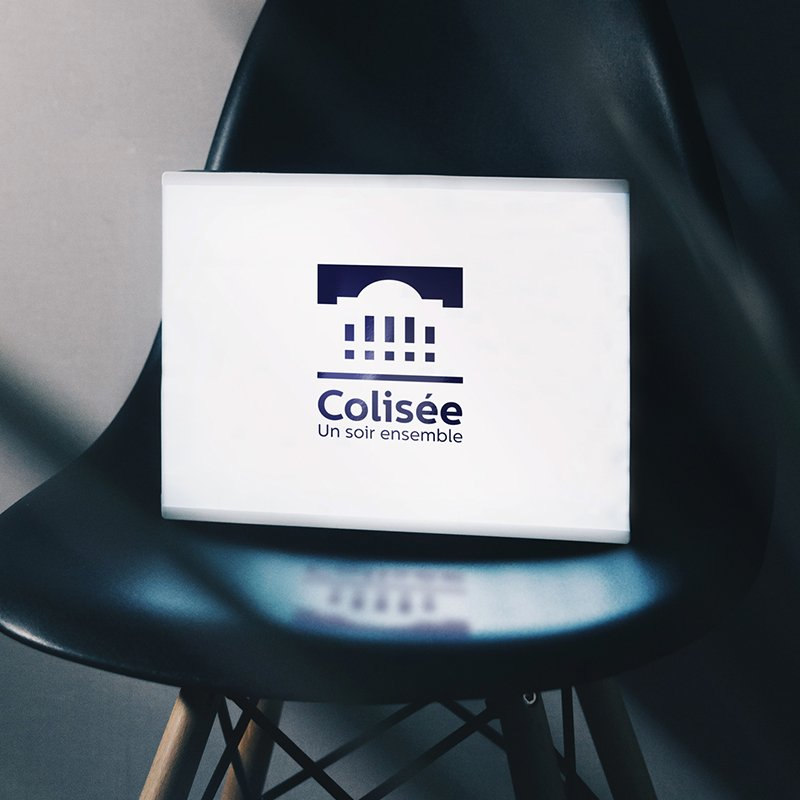 Colisée Roubaix Logo
